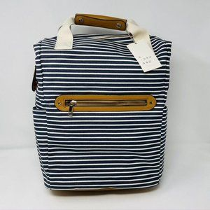 Striped Square Backpack - a New Day